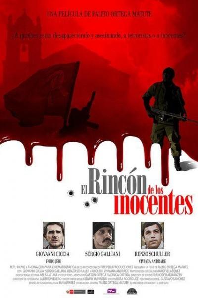 Caratula, cartel, poster o portada de El rincón de los inocentes