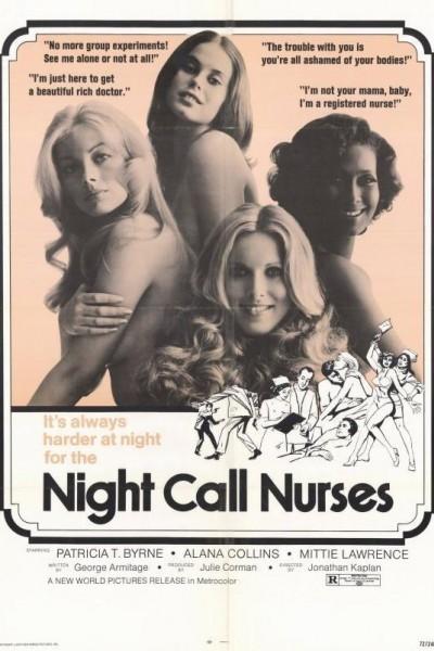 Caratula, cartel, poster o portada de Night Call Nurses