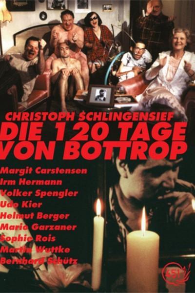 Caratula, cartel, poster o portada de The 120 days of Bottrop