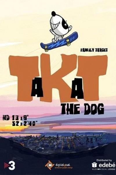 Caratula, cartel, poster o portada de Takat, un gos de BCN