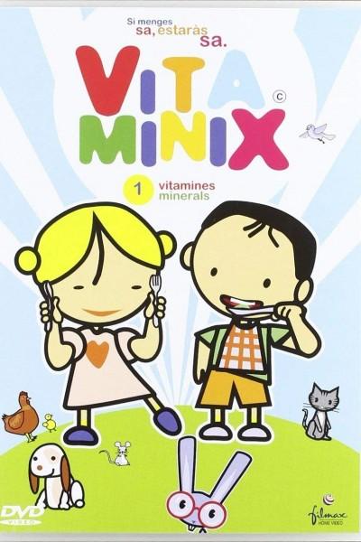 Caratula, cartel, poster o portada de Vitaminix