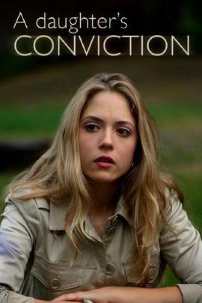 Caratula, cartel, poster o portada de La convicción de una hija