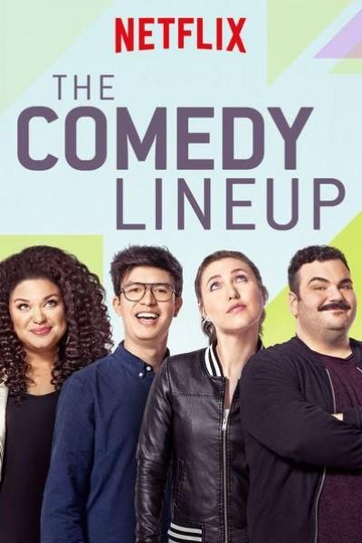 Caratula, cartel, poster o portada de The Comedy Lineup