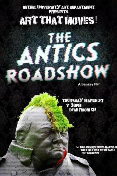 Caratula, cartel, poster o portada de The Antics Roadshow