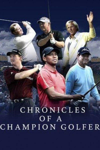 Caratula, cartel, poster o portada de Chronicles of a Champion Golfer