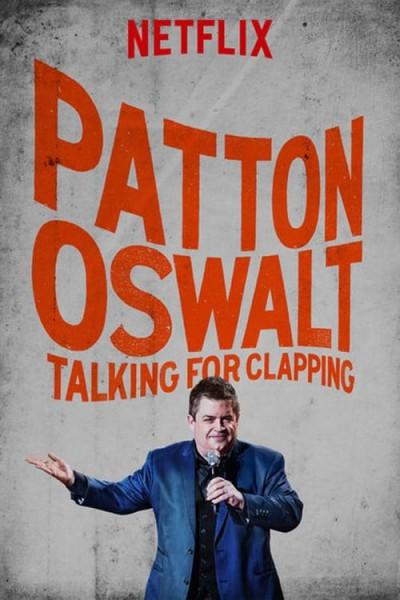 Caratula, cartel, poster o portada de Patton Oswalt: Talking for Clapping