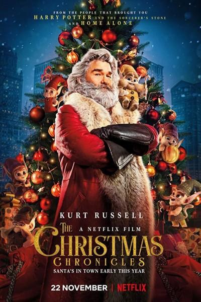 Caratula, cartel, poster o portada de Crónicas de Navidad