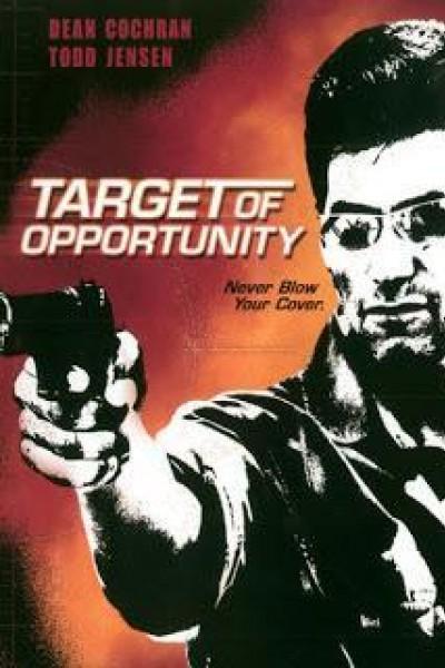 Caratula, cartel, poster o portada de Objetivo a tiro