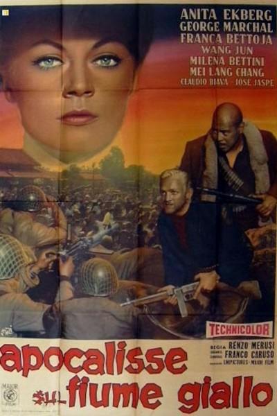 Caratula, cartel, poster o portada de Apocalipsis sobre el río amarillo