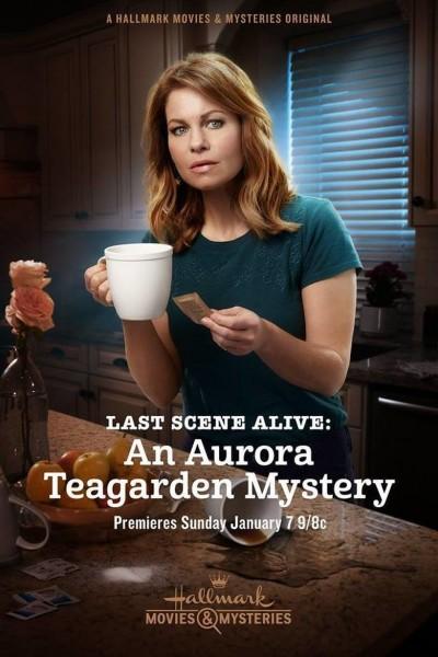 Caratula, cartel, poster o portada de Un misterio para Aurora Teagarden: Última escena en vida