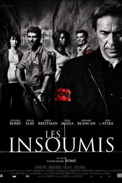 Caratula, cartel, poster o portada de Les insoumis