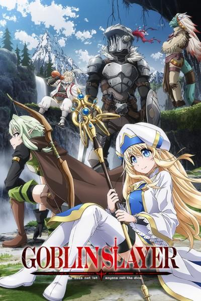 Caratula, cartel, poster o portada de Goblin Slayer