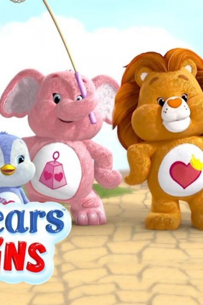 Caratula, cartel, poster o portada de Care Bears and Cousins