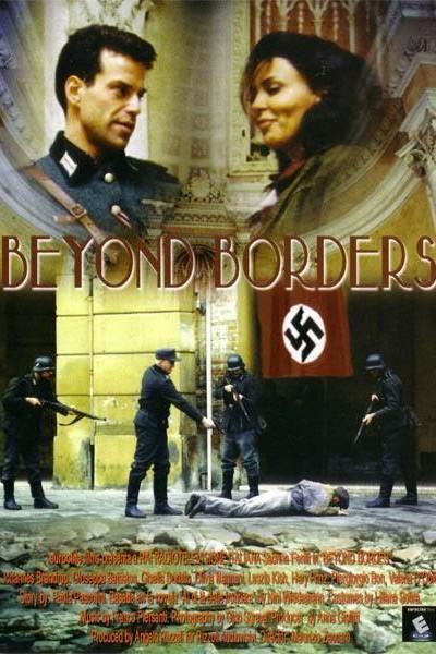 Caratula, cartel, poster o portada de Más allá de las fronteras