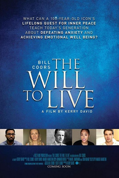 Caratula, cartel, poster o portada de Bill Coors: The Will to Live