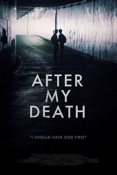 Caratula, cartel, poster o portada de After My Death