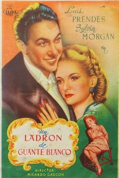 Caratula, cartel, poster o portada de Un ladrón de guante blanco