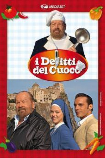 Caratula, cartel, poster o portada de I delitti del cuoco