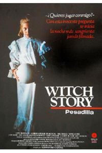 Caratula, cartel, poster o portada de Witch Story (Pesadilla)