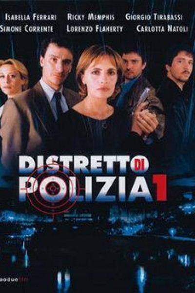 Caratula, cartel, poster o portada de Distrito de policía