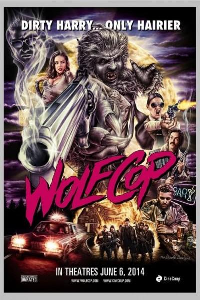 Caratula, cartel, poster o portada de WolfCop