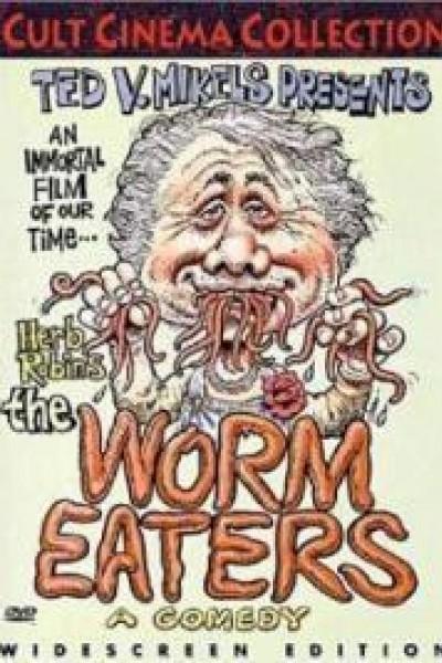 Caratula, cartel, poster o portada de Los come-gusanos