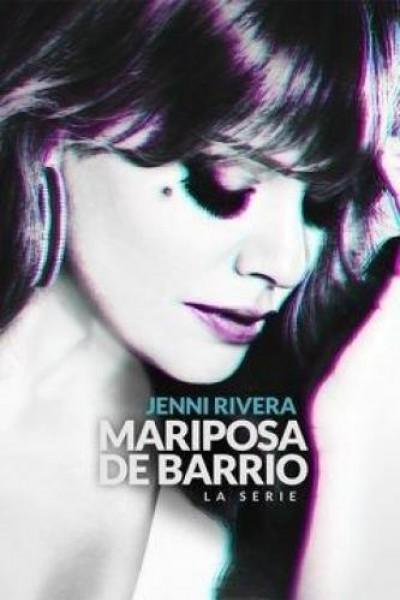 Caratula, cartel, poster o portada de Jenni Rivera: Mariposa de barrio