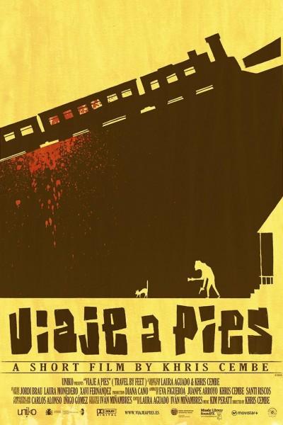 Caratula, cartel, poster o portada de Viaje a pies