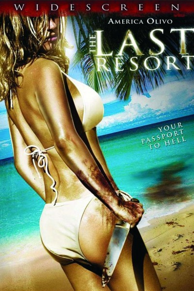 Caratula, cartel, poster o portada de The Last Resort
