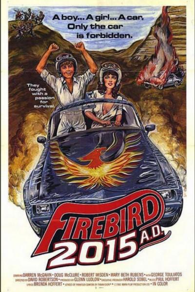Caratula, cartel, poster o portada de Pájaro de fuego