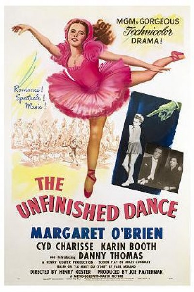 Caratula, cartel, poster o portada de La danza inconclusa