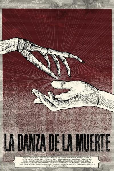 Caratula, cartel, poster o portada de La danza de la muerte