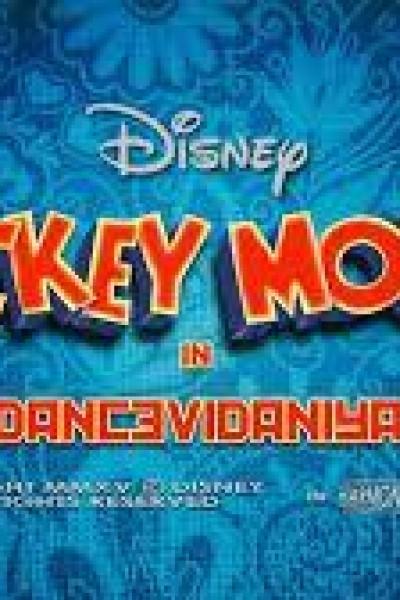 Caratula, cartel, poster o portada de Mickey Mouse: La danza rusa