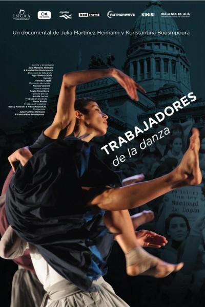 Caratula, cartel, poster o portada de Trabajadores de la danza