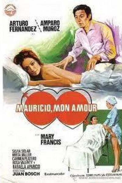 Caratula, cartel, poster o portada de Mauricio, mon amour