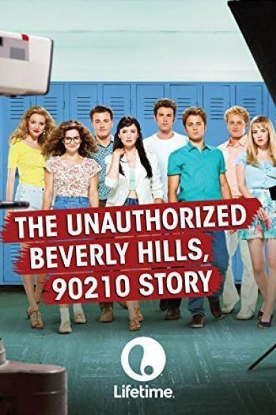 Caratula, cartel, poster o portada de The Unauthorized Beverly Hills, 90210 Story