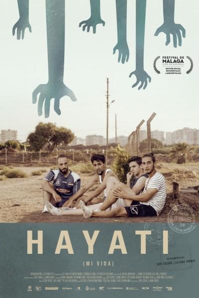 Caratula, cartel, poster o portada de Hayati (Mi vida)