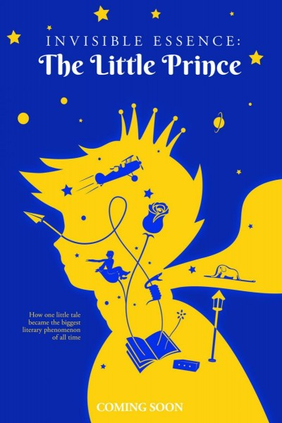 Caratula, cartel, poster o portada de Invisible Essence: The Little Prince