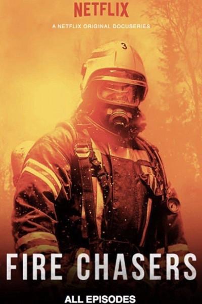Caratula, cartel, poster o portada de Fire Chasers