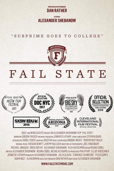Caratula, cartel, poster o portada de Fail State