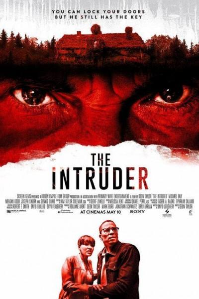 Caratula, cartel, poster o portada de The Intruder