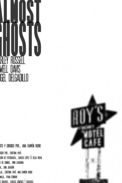 Caratula, cartel, poster o portada de Almost Ghosts