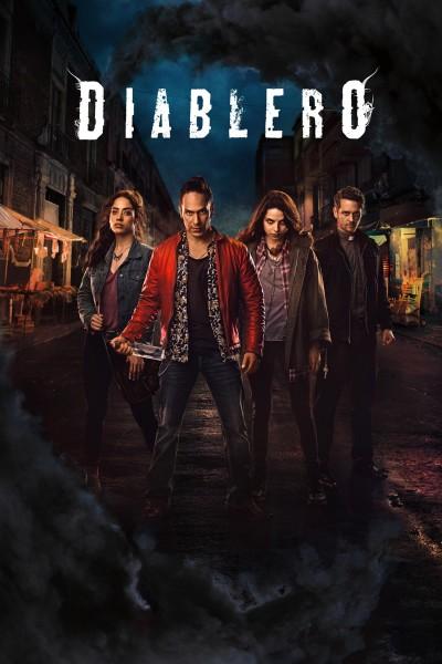 Caratula, cartel, poster o portada de Diablero