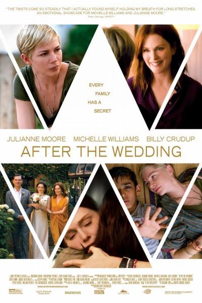 Caratula, cartel, poster o portada de After the Wedding