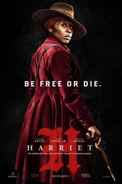 Caratula, cartel, poster o portada de Harriet