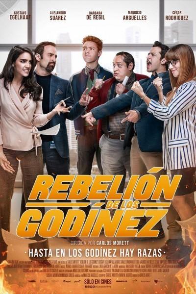 Caratula, cartel, poster o portada de Rebelión de los Godínez