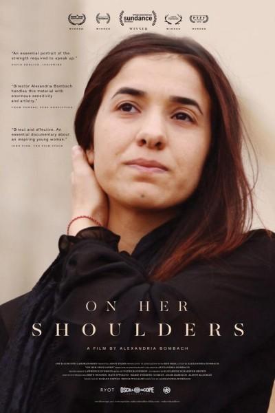 Caratula, cartel, poster o portada de On Her Shoulders