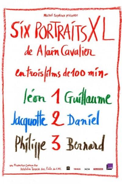 Caratula, cartel, poster o portada de Six portraits XL 1: Léon et Guillaume