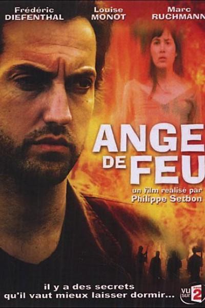 Caratula, cartel, poster o portada de Ángel de fuego