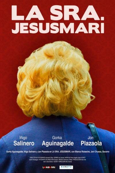 Caratula, cartel, poster o portada de La Sra. Jesusmari